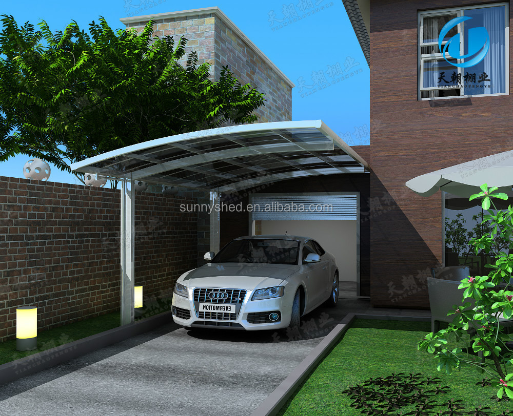 Carports For Cars 8 : Aluminum carport and car shed buy