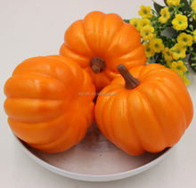 Artificial Plastic Pumpkin for Halloween Props and Decoration