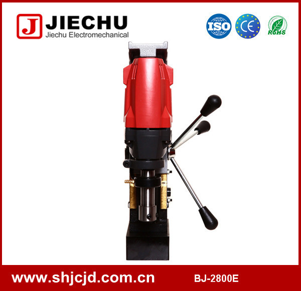 Portable magnetic core drill stand machine price 28MM 1480W BJ-2800E