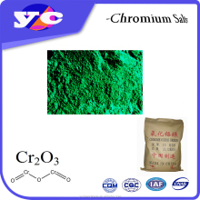 Inorganic Green Pigments Chrome Oxide Green