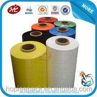 printed plastic wrap/pallet shrink wrap film