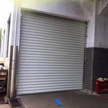 Colorful and Strong roller shutter Durable Vertical Roll Down Hurricane ShuttersRollup Garage Doors