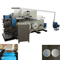 High Speed Color Printing Paper Coaster Making Machine