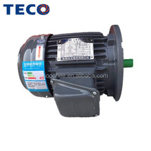 TECO SIEMENS ABB Brand ac electric motor three phase asynchronous type 0.75hp 1hp 1.5hp
