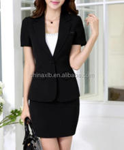 Ladies hotel manager uniform women uniform hotel front office/Hotel manager uniform