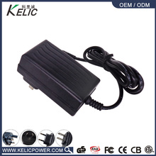 100-240v 50-60hz 9v 2000ma 12v 1.5a 18v 1a 24v 0.75a power adapter