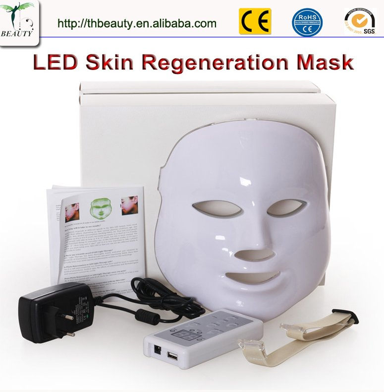 2016 Sleeping Mask red light therapy led skin care led acne mask
