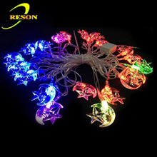 Islamic Star and Moon EID Ramadan 4m/20 LED Festival LED String Light Decorations