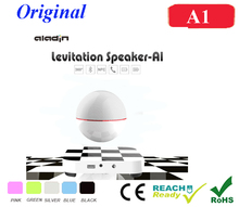 Maglev Magnetic floating Wireless levitating Bluetooth Speaker,Portable Chargeable Loudspeaker Centro Creative Luxury Gifts