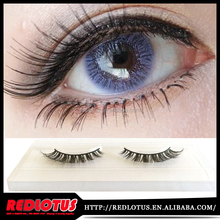 Wholesale Invisible Band Mink Eyelashes 3D Mink Eyelashes With Custom Eyelash Packaging
