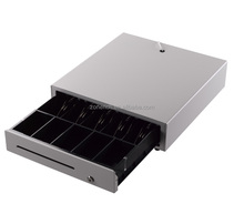 POS Cash box, Electronic Cash register, Metal Cash Drawer ZQ-415D from ZONERICH