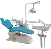 ORT-180 Dental chair unit full option bigger x-ray film viewer and imported solenoid valve