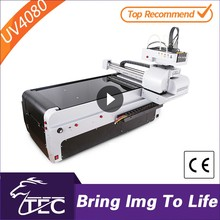Big suprise is here Sapphire jet a4 led digital ricoh uv flatbed printer