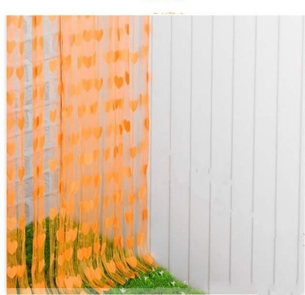 Wholesale new style simple utility string window curtain