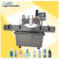 hot sale aerosol filling and capping machine