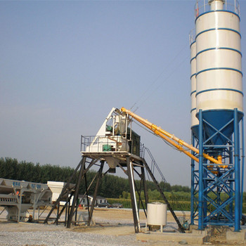 CE Certified HZS25 Concrete Batching Plant on sale, Mini Portable Concrete Batch Plants for sale
