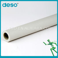 Hot sales standard size pn10 ppr pipes