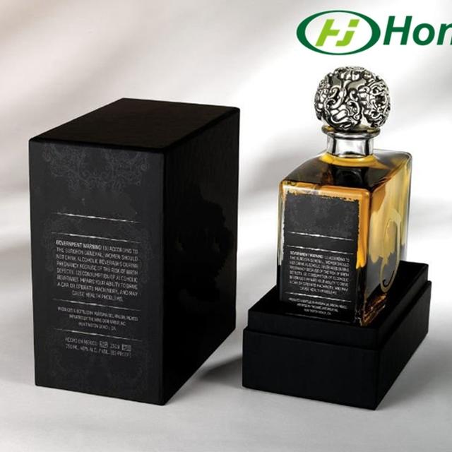 Fancy Custom Designed Perfume Gift Paper Box Fragrance Gift Box
