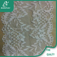Wholesale New Design french lace sequin embroidery fabric cord lace trimming