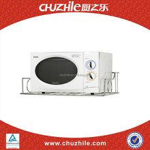 China supplier ChuZhiLe clean kitchen rack holder microwave oven rack AB-367B