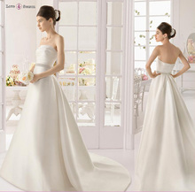 WD9192 new classic european style wedding dress with high quality sexy wedding dress 2017 luxury bridal gown
