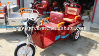 High quality pedicab/3 wheel motorcycles used/50cc trike scooter