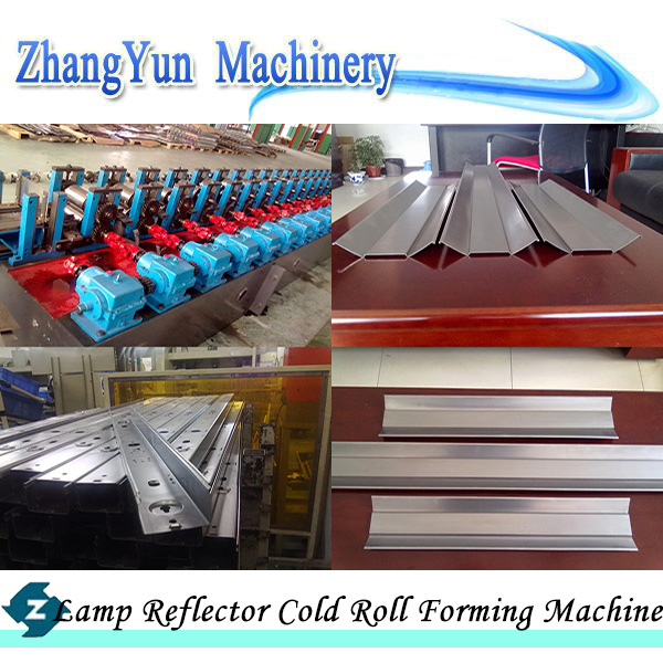 New technology highway guardrail roll forming machine with ISO CE certification