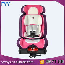 2016 High quality baby 3 in 1 harness booster baby car seat with CE approval
