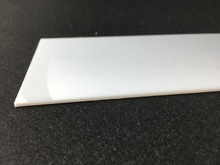 Professional custom color Polycarbonate hard plastic sheet white PC sheet