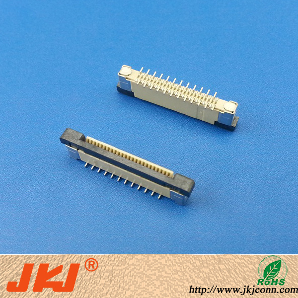 0.5mm pitch zif fpc connector