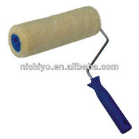 Decorative paint brush - Khaki Roller Brushes