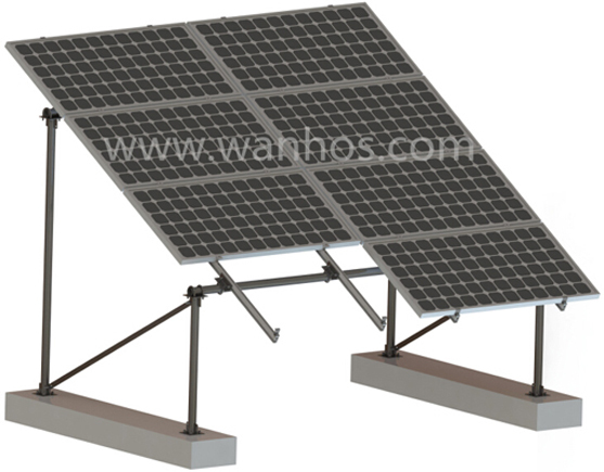 Industrial,Home,Open terrain-ground mount Solar panel bracket
