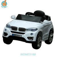 WDME5188 Newest High Quality Video Baby Electric Car With Double Motor