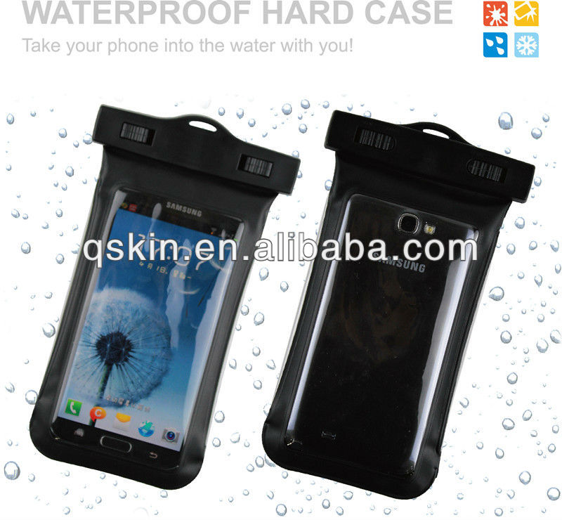 "Factory Wholesale for waterproof bag iphone 5"" accessories"