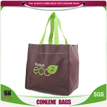 Made in China 2016 Custom Reusable Folding Shopping Bags