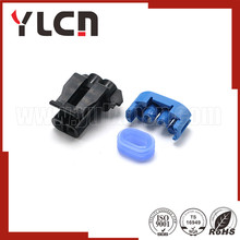 YLCN Free samples 2 pins auto connector seal waterproof 12052641 delphi pa66 male female connector