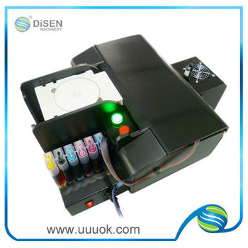 Cheap cd dvd printing machine