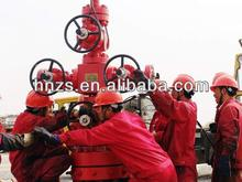 API standard Oil and gas production wellhead Single stage casing head Double stage casing head