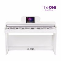 Piano that teaches you to play The ONE smart upright digital piano baby grand piano