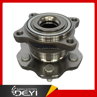 Rear Wheel Hub Bearing for Nissan Pathfinder Armada Navara R51 R51M 432024X00A 43202EA500