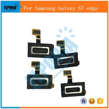 For Samsung Galaxy S7 Edge G935 G935F 100% Tested Earpiece Loud speaker Ringer With Flex Cable Parts Wholesale