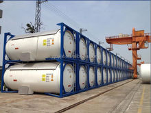 ASME standard 40ft iso tank container 20ft T50 for DME LNG