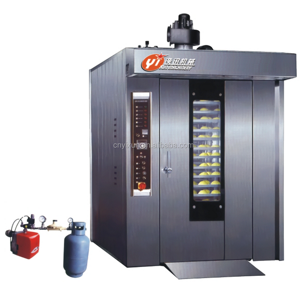 2016 Economic snack food industrial ce bakery equipment forno industriale per pane usato price