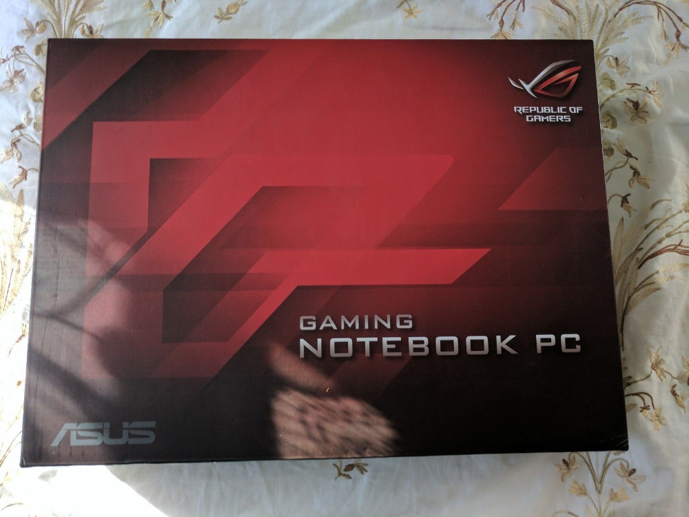 "Original Sales For New ASUS ROG G751JY-DH71 Gaming Laptop 17.3"" Core i7-4710HQ/24GB"
