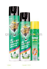 Goldeer insecticide natural mosquito repellent spray flying insect killer aerosol spray paint msds
