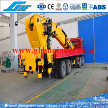 Chinese knuckle boom Truck Mounted Crane 3600