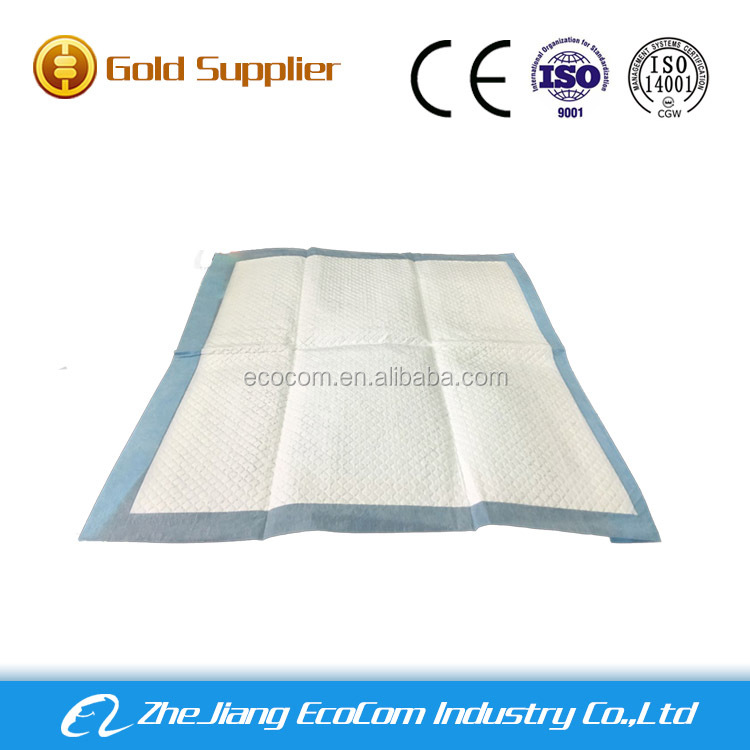 Wholesale adult disposable incontinence bed pads for hospital