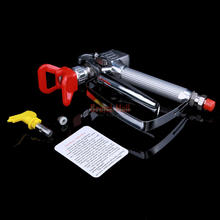 High Pressure Adjustable Airless Paint Spray Gun GR TITAN WGN Sprayer Primer 3600PSI USA