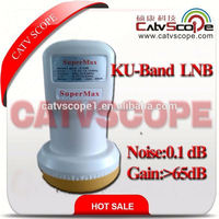 KU-Bank LNB --Hight Gain & low noise double O.L Frequency LNB