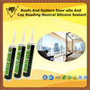 Roofs And Gutters Door sills And Cap Beading Neutral Silicone Sealant
